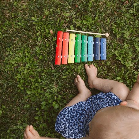 Bays Montessori Under 2 Years Language
