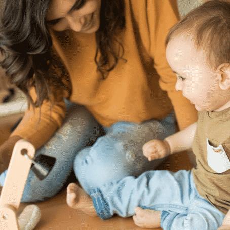 Bays Montessori Under 2 Years Practical Life